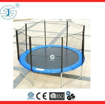 trampolin sicherheitsnetz 430 cm netz 4 30 10 stangen ersatzteil ersatznetz buy trampolin. Black Bedroom Furniture Sets. Home Design Ideas