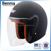 cheap price motorcyle open face helmets,smooth surface motorcycle helmets