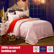 Cotton Poly 300TC Jacquard Hotel Luxury Linens