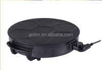 whole sale pan cake maker ,electric aluminum pancake fryer hot sell cookware