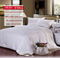 Adults Age Group Silk Duvet/quilt/comforter ( Fill 1.5 kg)