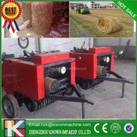 Wheat straw baling machine / rice straw baling machine / hay baler