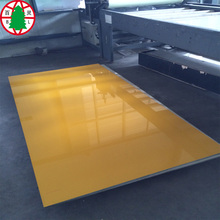 18mm High Glossy UV MDF for Kitchen Cabinet Door
