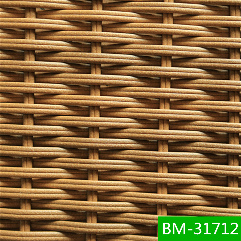 waterproof round rattan for outdoor sofa sets BM-31712