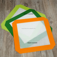 Multiple Application Silicone baking mat, fiberglass custom silicone baking mat, FDA Approved silicone pot mat