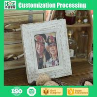 Factory Putlets Natural Wood Trim 5 inch Photo Frame