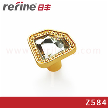 Furniture fittings /bed crystal knobs
