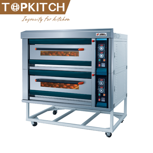 Big Chamber Space Large Production Ability Mechanism Easy Control Panel Best Selling Painted Steel Toaster Oven