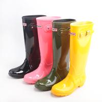 Fashionable summer rain boots for women/women rain boots in china