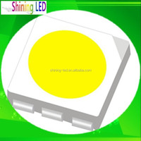 Surface Mount Package Type CRI>70Ra Epistar 6PIN 0.2W LED Chip SMD 5050