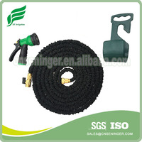 Expandable Garden Hose With Brass Connector
