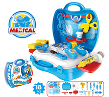 Medical Box Doctor Set Role Pretend Play Toy For Kids