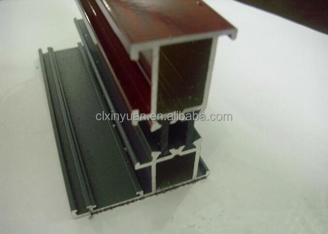 New products factory price greenhouse aluminum profile Thermal Break for Window Door