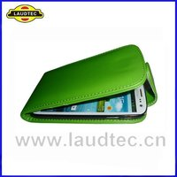 For Samsung Galaxy S3 i9300 Leather Flip Case,More Colors Available,Laudtec