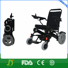 small joystick controller electric wheelchair for disabled company