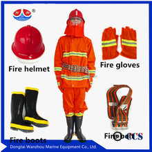Fire Fighting Suit EN469 nomex fire fighting suit
