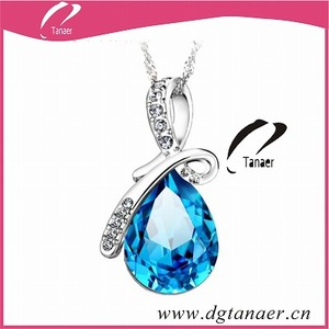 2014 Fashion necklace and jewellery manufacturer