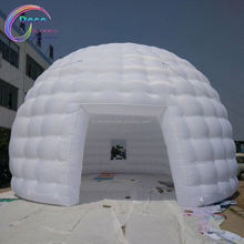 Best sale wonderful cube inflatable tent for outdoor