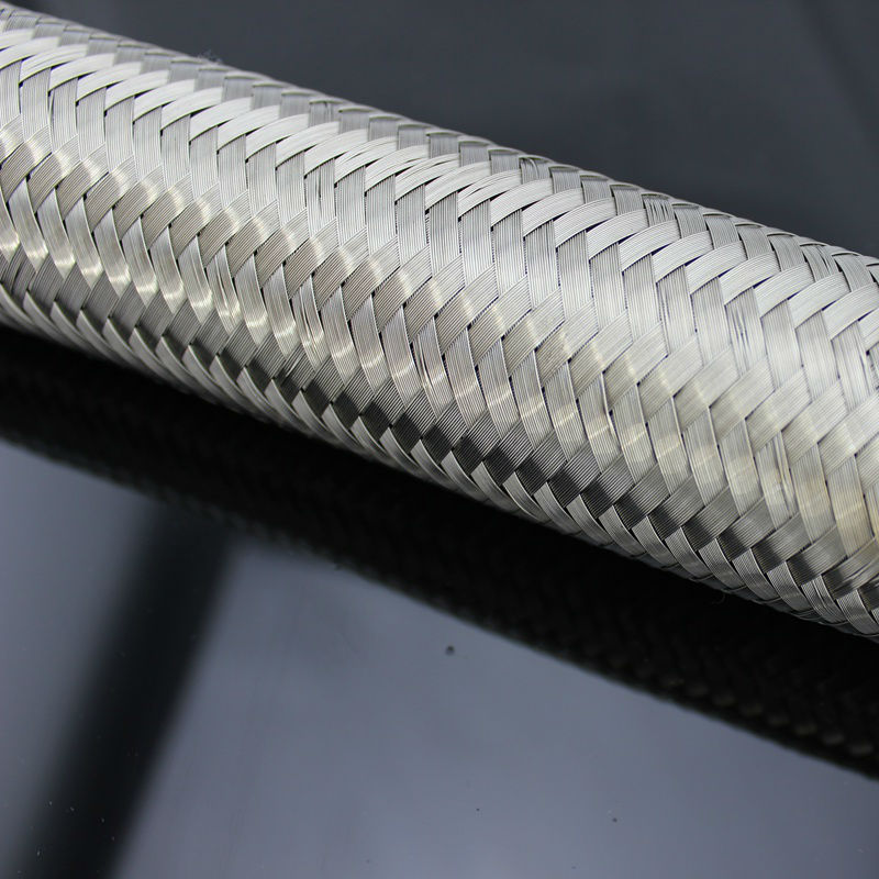 SS woven metal explosion proof conduit