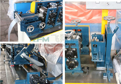 [Feixiang.Feitian] machine for gypsum board stud and track