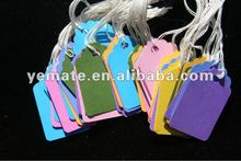Fashion paper custom jewelry cards, hanging jewelry cards, paper cardboard printed jewelry packaging cards