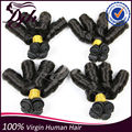 DJH Self Own Factory Brand100% virgin remy indian human Hair Weave