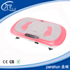 ultrathin vibration machine crazy fit massager with MP3, bluetooth, 5minutes shaper