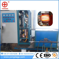 Best price high quality new arrival copper wire rebar induction annealing machinery
