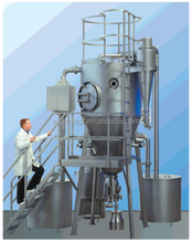 Milk powder spray dryer machine