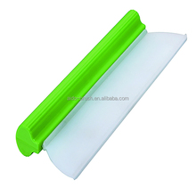 "12"" Plastic Flexible car window glass Squeegee silicone"