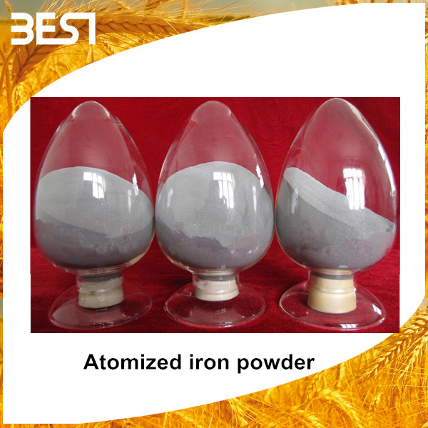 Best10W iron ore concentrate price of atomized iron powder