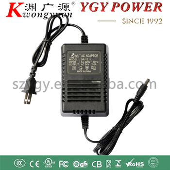 AC/AC 110V 220V 230V to 12V 9V 24V linear power transformer