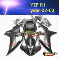 High Quality ABS plastic body cover Motorcycle Fairing kit for YAMAHA YZF R1 02 03