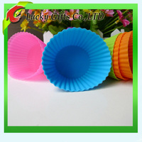 Hot sale Eco-friendly silicone cake mould cookie cup