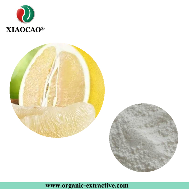100% Natural Best Price Pomelo Peel Extract Naringenin 98% Cas No480-41-1