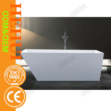 bathtub for old people and disabled people indoor acrylic bath pool soaking and hydro water massage jet spa AD-6650