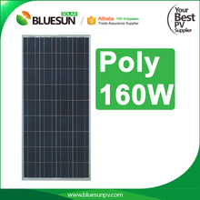poly solar panel micro inverter and gel battery back up for solar kit