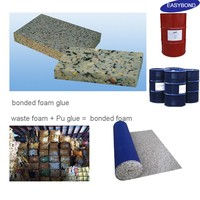 Quickly Effecting safety polyurethane foam liquid adhesive