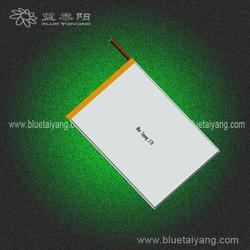 4067100 2900mAh 3 cell lithium polymer battery