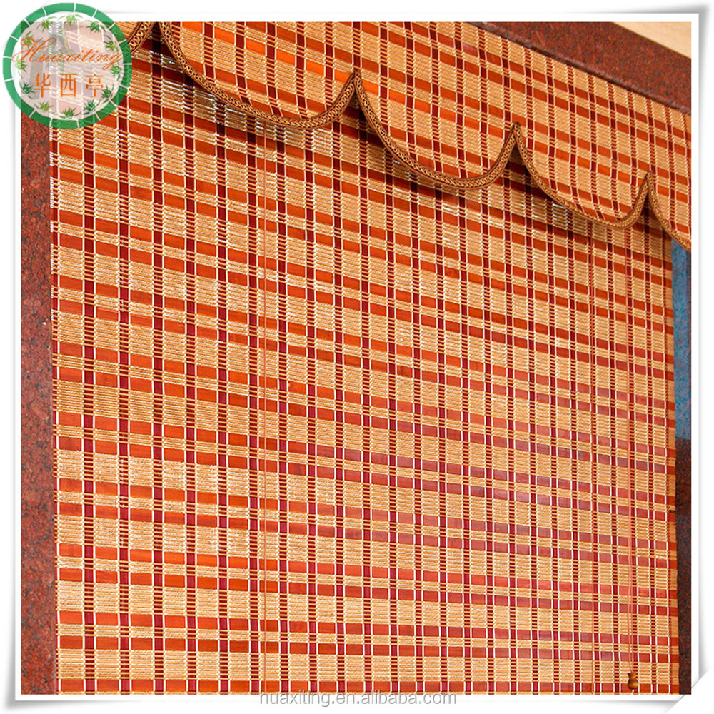 wholesale Best Price of Bamboo custom curtains printed