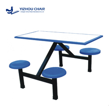 wholesale landing plastic dining chairs and table
