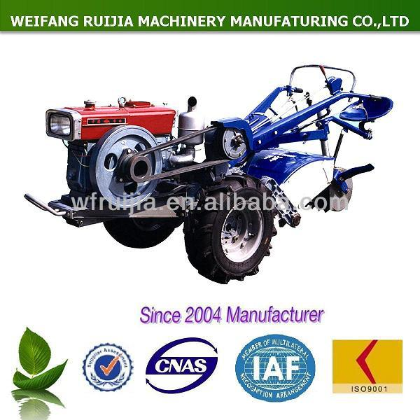 HOT SALE! LOW PRICE DONGFENG DIESEL ENGINE MINI TRACTOR WITH FARM IMPLEMENTS, DF151 WALKING TRACTOR WITH IMPLEMENTS FOR SALE!