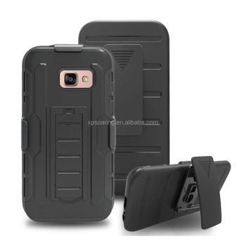 Combo 3 in 1 hybrid case skin cover for Samsung Galaxy J5 2017