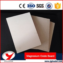 sandwich panel prefabricated house used mgo wall board,fireproof board for fireplace