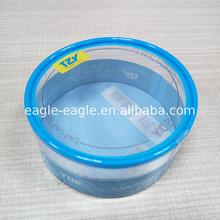 Popular clear pvc cylinder for sell