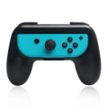 Black hard video game accessory switch console joy-con video game controller