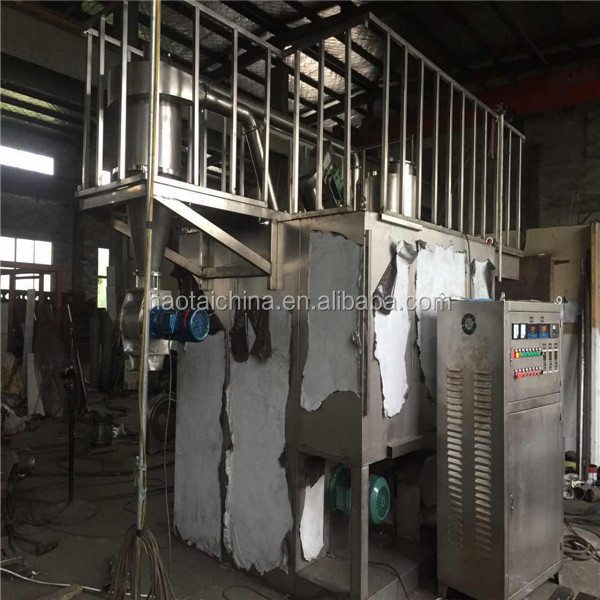 Good price Frozen dried Food and cryogenic pulverizer