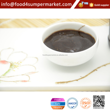 Cooking sauce doypack standing up black pepper sauce 2.3kg
