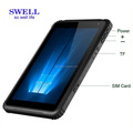 8inch Model T80 android 7.0 tablet with NFC FRID GPS BT 4.0 rugged tablet outdoor tablet