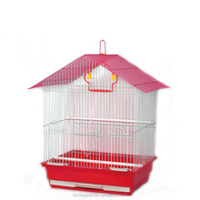 China alibaba pet display modern wooden bird cage.